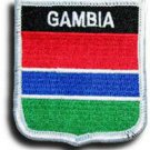 Gambia Shield Patch