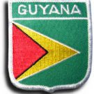 Guyana Shield Patch
