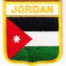 Jordan Shield Patch