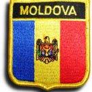 Moldova Shield Patch