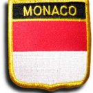 Monaco Shield Patch