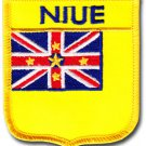 Niue Shield Patch