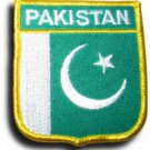 Pakistan Shield Patch