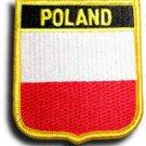 Poland Shield Patch