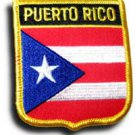 Puerto Rico Shield Patch