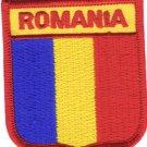 Romania Shield Patch