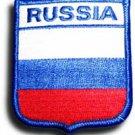 Russia Shield Patch