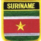 Suriname Shield Patch
