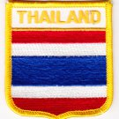 Thailand Shield Patch