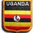 Uganda Shield Patch