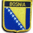 Bosnia-Herzegovina Shield Patch