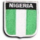 Nigeria Shield Patch