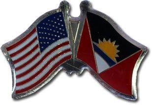 Antigua and Barbuda Friendship Pin
