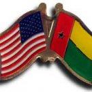 Benin Friendship Pin