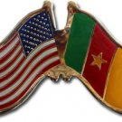 Cameroon Friendship Pin