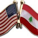 Lebanon Friendship Pin