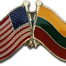 Lithuania Friendship Pin