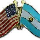 Argentina Friendship Pin