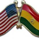 Bolivia Friendship Pin