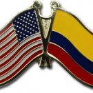 Colombia Friendship Pin