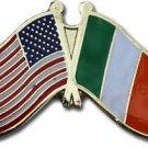 Ireland Friendship Lapel Pin