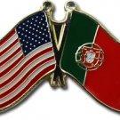 Portugal Friendship Pin