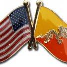 Bhutan Friendship Pin