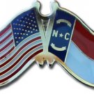 North Carolina Friendship Pin