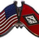 Arkansas Friendship Pin