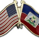 Haiti Friendship Pin