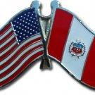 Peru Friendship Pin