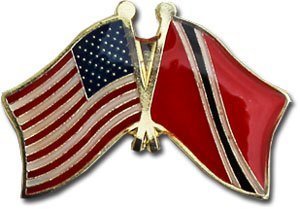 Trinidad and Tobago Friendship Pin
