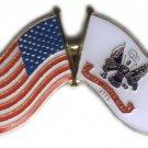 Army Friendship Pin