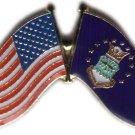 Air Force Friendship Pin