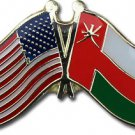 Oman Friendship Pin