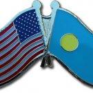 Palau Friendship Pin
