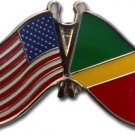 Congo - Rep. Of Friendship Pin