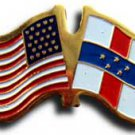 Netherlands Antilles Friendship Pin