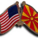 Macedonia (FYROM) Friendship Pin