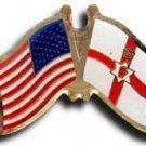 Northern Ireland Friendship Pin