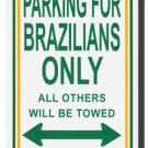 Brazil Parking Sign