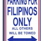 Philippines Parking Sign