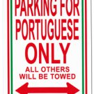 Portugal Parking Sign