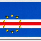 Cape Verde Auto Decal