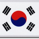 South Korea Auto Decal