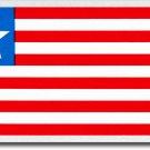 Liberia Auto Decal
