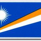 Marshall Islands Auto Decal