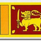 Sri Lanka Auto Decal