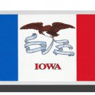 Iowa Auto Decal