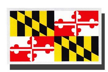 Maryland Auto Decal